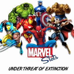 Marvel Slots Extinction