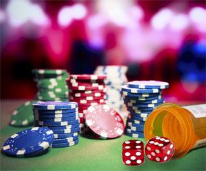 Medication and gambling