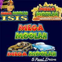 Mega Moolah Slots variations