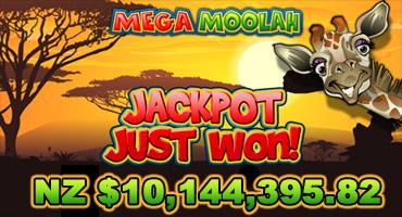 Mega Moolah Winner June 2016