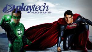 Playtech DC Comics Slots