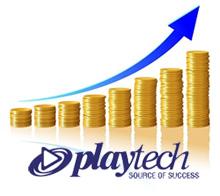 Playtech Success
