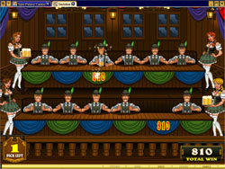 Steinfest Bonus Beer Chug Game