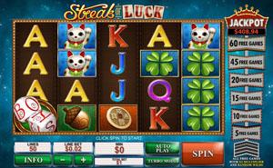 Streak of Luck Slot