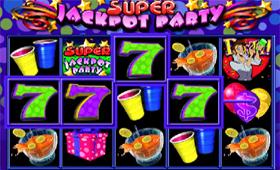 Super Jackpot Party WMS Slot