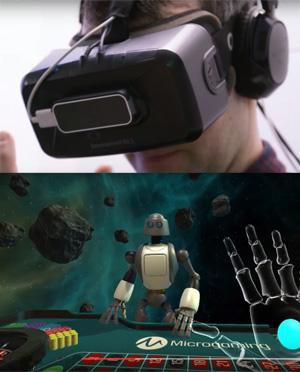 VR Roulette
