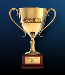 William Hill Operator of the Year 2011