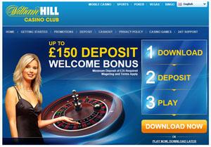 William Hill Casino Roulette