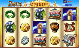Zeus online slot