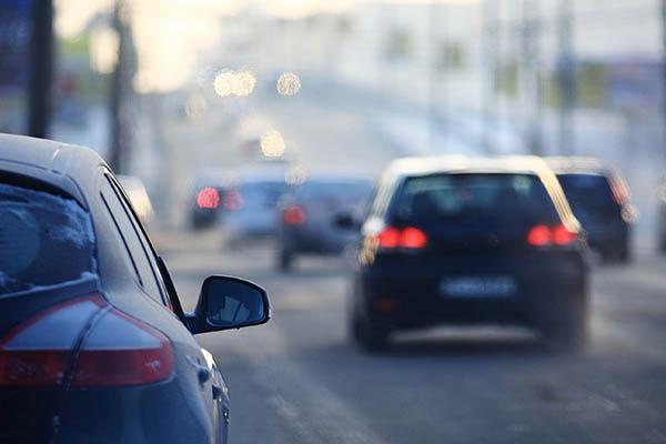 trafik i vänersborg