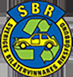 Vår bilskrot i Norrköping är medlemmar i SBR.
