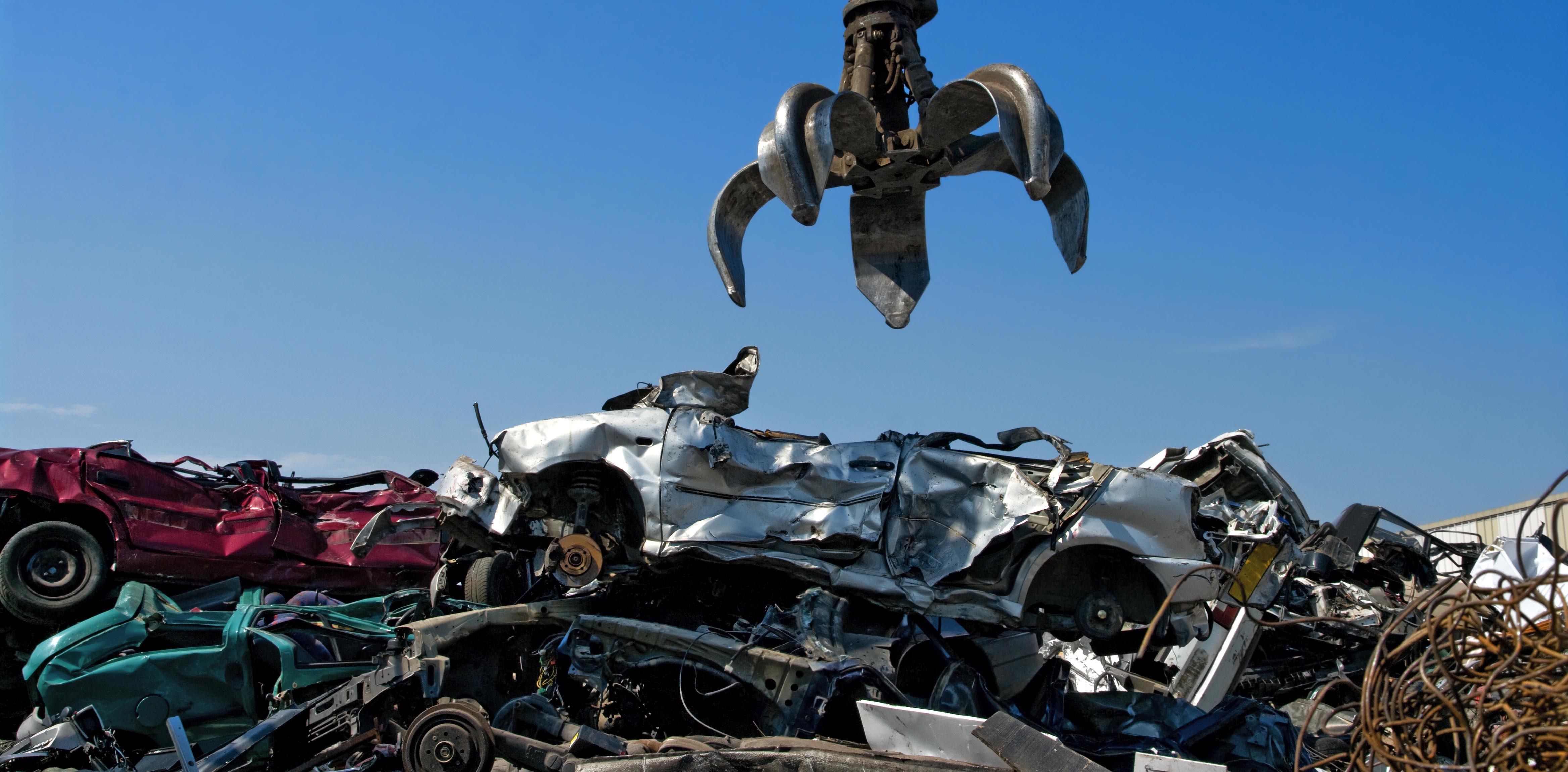 Vi tillhandahåller bilskrot i Södermanland