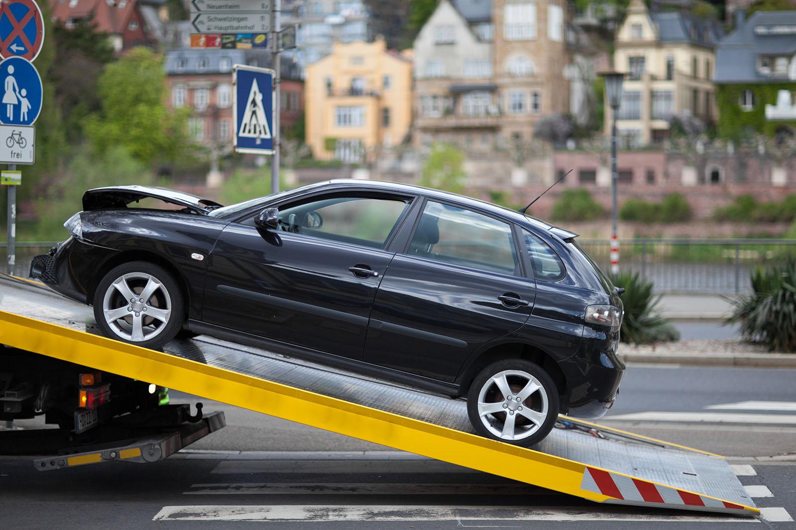 Vår bilskrot i Uppsala län hjälper dig skrota din bil.
