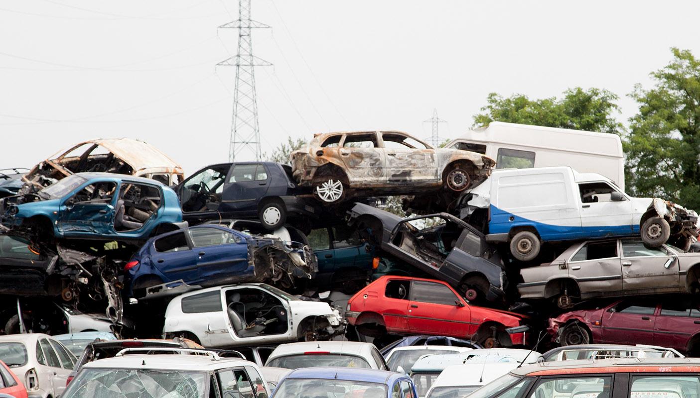 Vår bilskrot i Västmanland har funnits sedan år 2004.