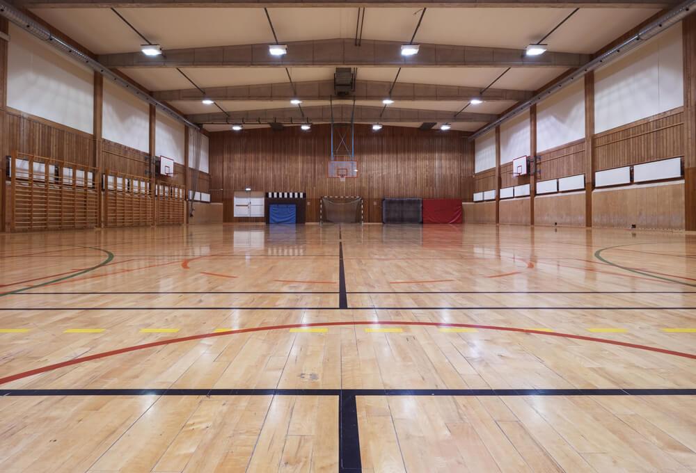 ny sporthall