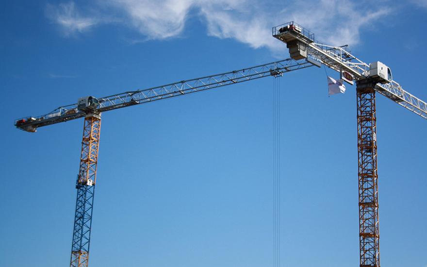 Vi har stort utbud av byggkran i Stockholm