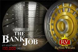 Royal Vegas Bank Job Promtion