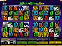 Break da bank again Megaspin Video Spielautomat