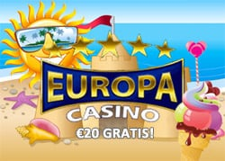 Europa Casino Sommer Promotion