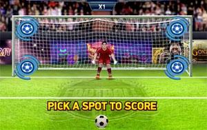 Football Champions Cup Spielautomat Bonus Spiele