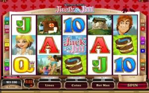 Rhyming Reels: Jack and Jill
