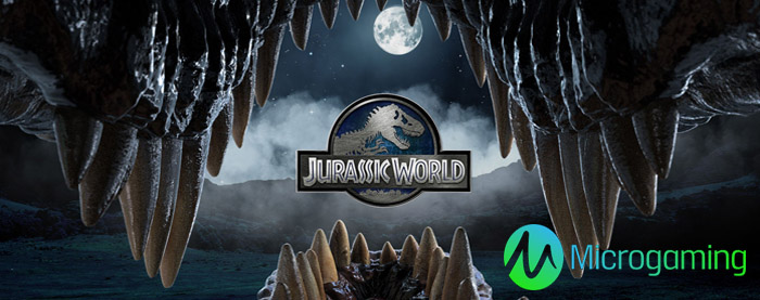 Jurassic World Spielautomat