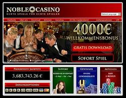 Noble Casino Online