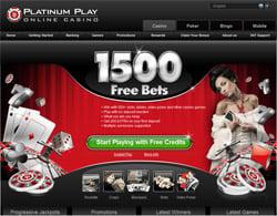 Casino Platinum Play