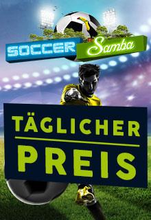 Soccer Samba aktionen