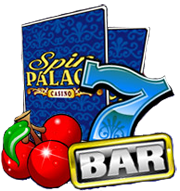 Spin Palace Spiele