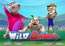 Wild Games Spielautomat