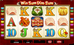 Win Sum Dim Sum Spielautomat
