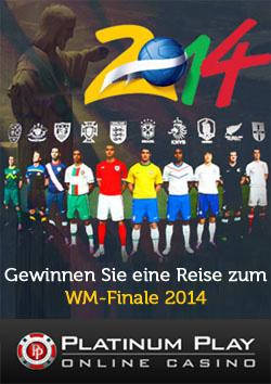 Gewinnen Sie eine Reise zum WM-Finale 2014