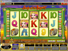 Lady of the Orient Bonus Slotmaskiner