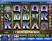 Tombraider Video Slotmaskin
