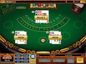 Spin Palace Blackjack