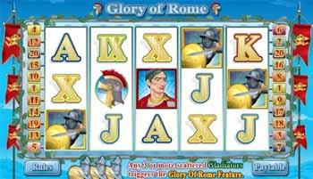 Glory of Rome Spielautomat