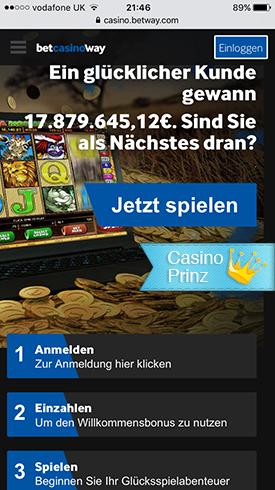 Betway Handy Casino