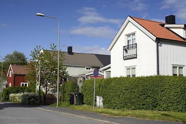 dränering av hus