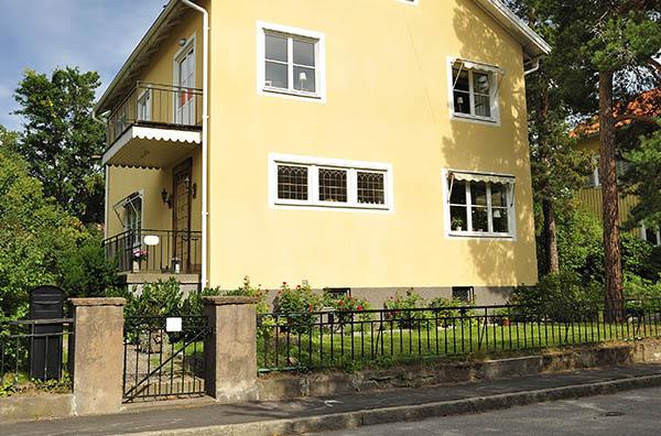 dränering hus Helsingborg