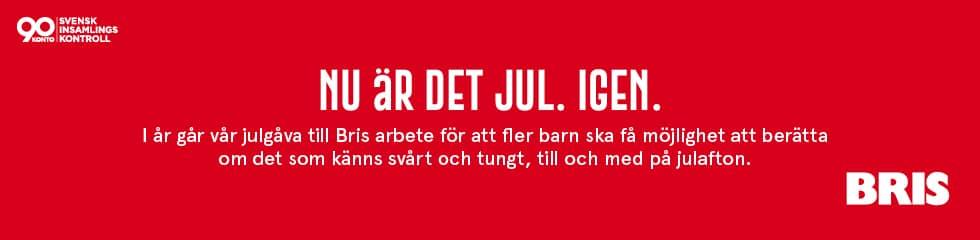 BRIS Julklapp