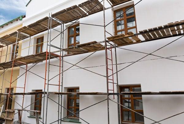 fasadrenovering