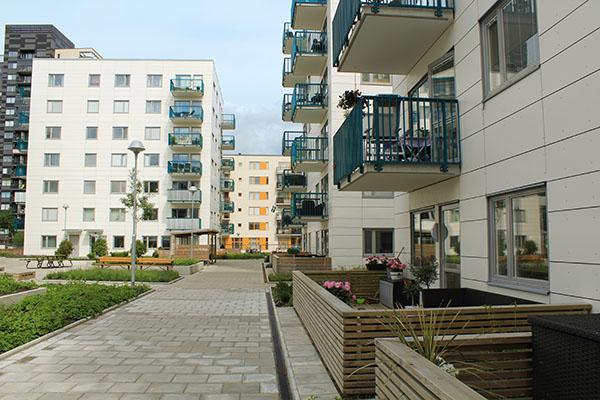 bostadsområde göteborg