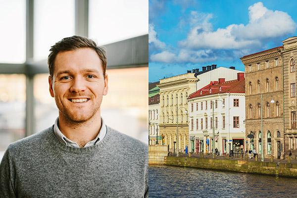 Malte Larsson - Fastighetsförvaltare