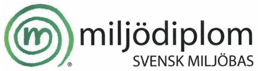 Fastighetsförvaltning i Göteborg med miljödiplom.