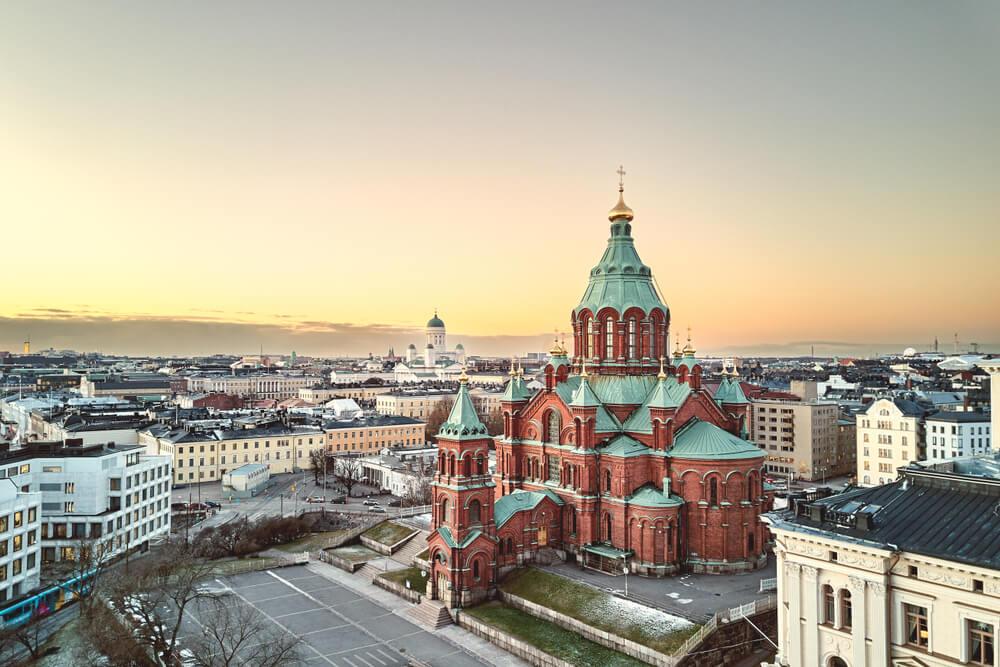 kyrka i finland