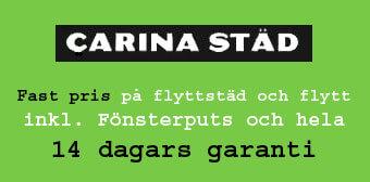 Flyttstädning Karlstad footer