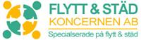 Flytt & städkoncernen AB logotyp