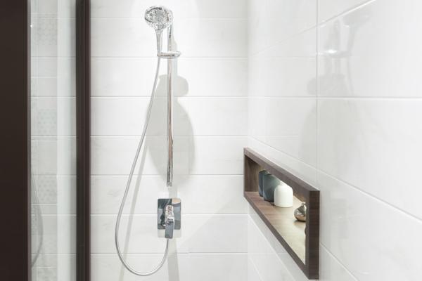 Rengöra dusch är viktigt