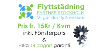 Flyttstädning Stocksund footer